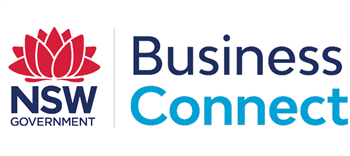 NSW Government Business Connect Logo