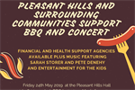 Pleasant Hills Poster with PHN logo.png